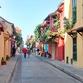 Viajes a Colombia | Calle en el Casco Antiguo de Cartagena