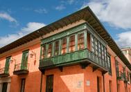 Edificio en la Candelaria en Bogotá