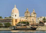 Panorama del Casco Antiguo de Cartagena