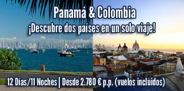 Viajes a Colombia | Combinado Colombia & Panam�