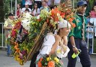 Colombia Turismo | Desfile de los silleteros, Medellin