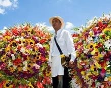 Viajes a Colombia | Feria de flores Medellin