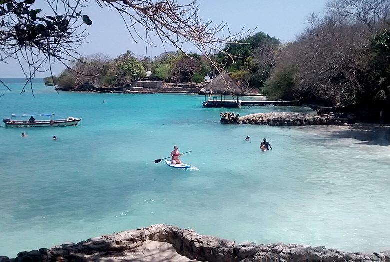 Viajes a Colombia | Costa de la Isla de Rosario, Cartagena