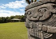 Colombia Turismo | Estatua, San Agustin