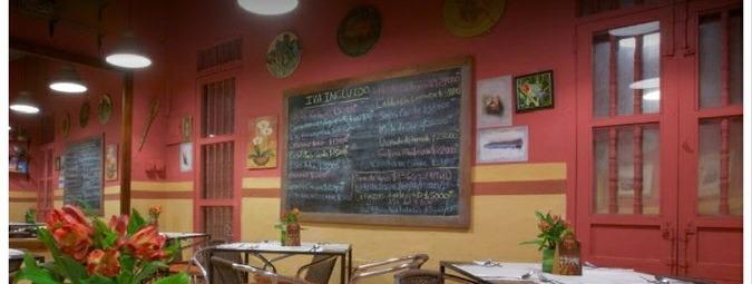 Restaurante Cocina de Pepina en Cartagena de Indias