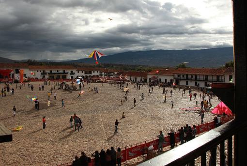 Viajes a Colombia | Plaza de Villa de Leyva