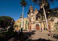 Plazoleta de San Ignacio en Medellín