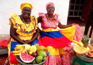 Colombia Turismo | Palenqueras, Cartagena