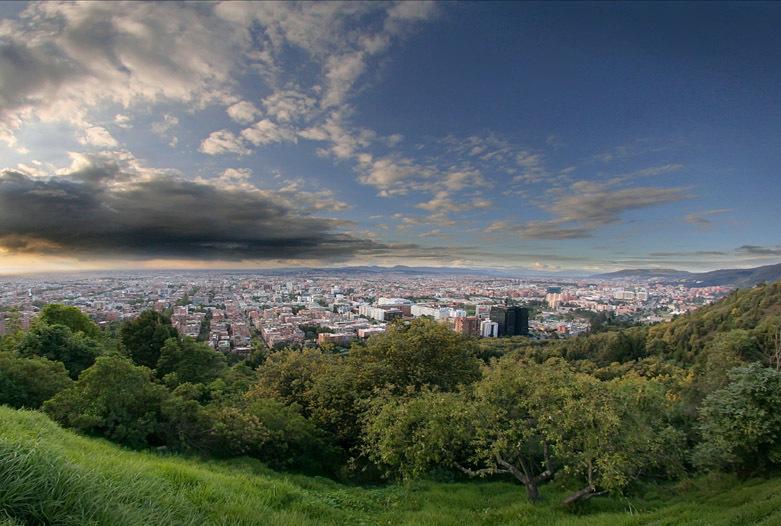 Viajes a Colombia | Panorama de la Calera, Bogota